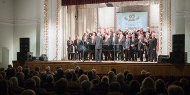 """""""Жайвір"""" і його дзвінкоголоса пісня: капела медпрацівників відзначила 65-річчя. ФОТО"""
