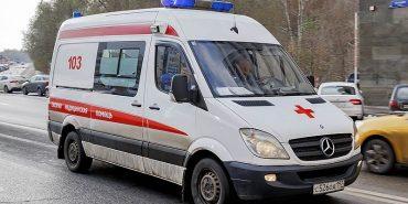 На Франківщині трапилось ДТП:  зіткнулися автобус та швидка