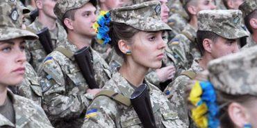 55 тисяч жінок служать у лавах Збройних сил України