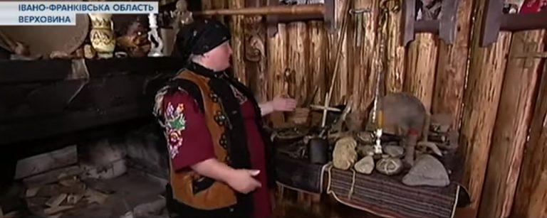 У Верховині працює незвичайний музей гуцульської магії. ВІДЕО