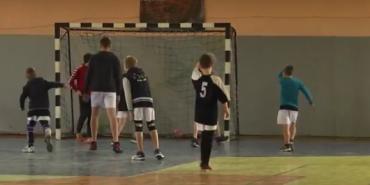 У Коломиї відбувся Чемпіонат області з гандболу серед дітей. ВІДЕО