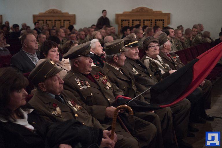 У Коломиї урочисто відзначили День захисника України: як це було. ФОТО