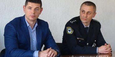 На Городенківщині – новий начальник поліції. ФОТО