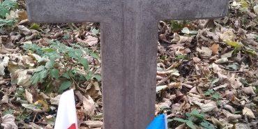 На польському кладовищі пройшло освячення меморіалу та оновлених хрестів полеглим у 18-19 р.р.