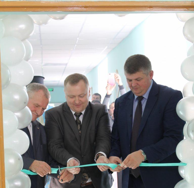 В обласній психоневрологічній лікарні відкрили нове відділення. ФОТО