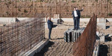 Що відомо про будівництво водноспортивного комплексу у Коломиї. ФОТОРЕПОРТАЖ