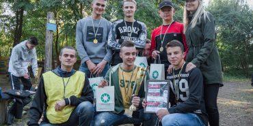 У Коломиї провели Студентський турнір зі спортивного лазертагу пам'яті Любомира Пащака. ФОТО