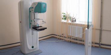 У Коломиї жінки можуть безкоштовно обстежитися на мамографі на рак молочної залози