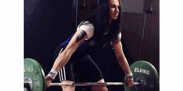 Коломиянка Вероніка Івасюк стала призеркою чемпіонату Європи з важкої атлетики