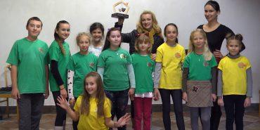 """Юні коломийські актори перемогли на театральному фестивалі """"Комора"""". ВІДЕО"""