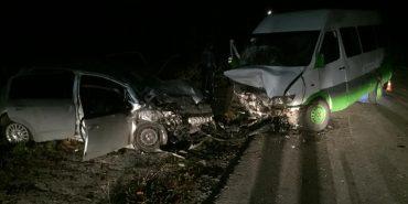 ДТП на Франківщині: 1 особа загинула, 3 – травмовано. ФОТО