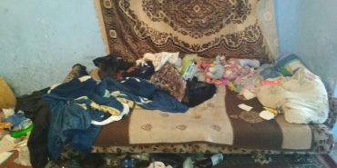 На Франківщині соцслужба виявила двох дітей у жахливих умовах. ФОТОФАКТ