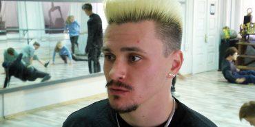 Чемпіон світу з брейк-дансу Lussy Sky провів у Коломиї майстер-клас. ВІДЕО
