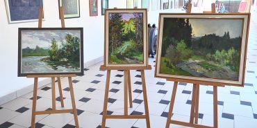 Коломийські митці побували на мистецькому пленері в Космачі. ВІДЕО