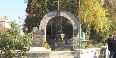 """Минуло 15 років з дня відкриття і освячення каплиці """"Чорнобильський Спас"""" в Коломиї"""