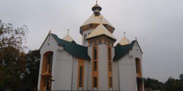 На Прикарпатті відбулося освячення нового храму. ФОТОФАКТ