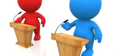 Коломияни дискутували на перших публічних дебатах. ВІДЕО