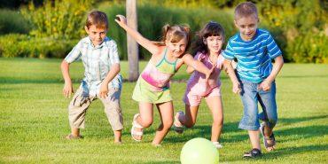 Уляна Супрун радить дітям більше гратися. ВІДЕО