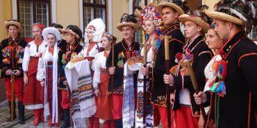 Розмаїття традицій Покуття презентували у Національному музеї у Коломиї. ФОТО