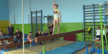 Пам'яті Олександра Красулі: у Коломиї провели дитячий турнір зі спортивної гімнастики. ВІДЕО