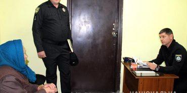Очільник поліції Прикарпаття приймав громадян у Городенці. ФОТО