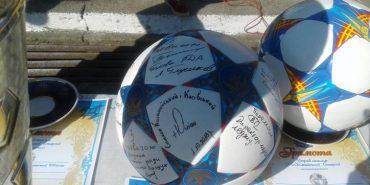 У Коломиї провели дитячий турнір з міні-футболу серед катехитичних шкіл. ФОТО