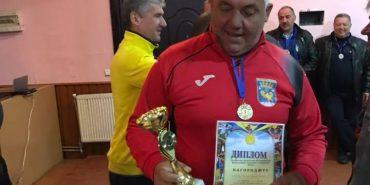 Команда посадовців з Прикарпаття здобула першість з волейболу на змаганнях у Ворохті. ФОТО