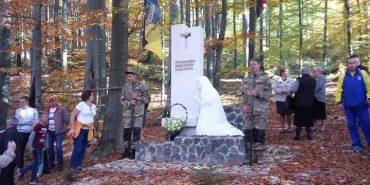 У Рунґурах на Коломийщині відновили повстанську криївку. ФОТО