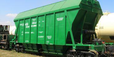 У вагонному депо Коломиї переробляють старі мінераловози на вагони для перевезення щебеню