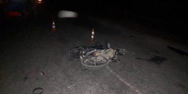 У ДТП на Буковині загинув мотоцикліст із Прикарпаття