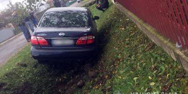 На Прикарпатті у ДТП травмувався пішохід