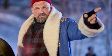 В Україні презентували трейлер сімейної комедії, в якій знявся богатир з Прикарпаття. ВІДЕО