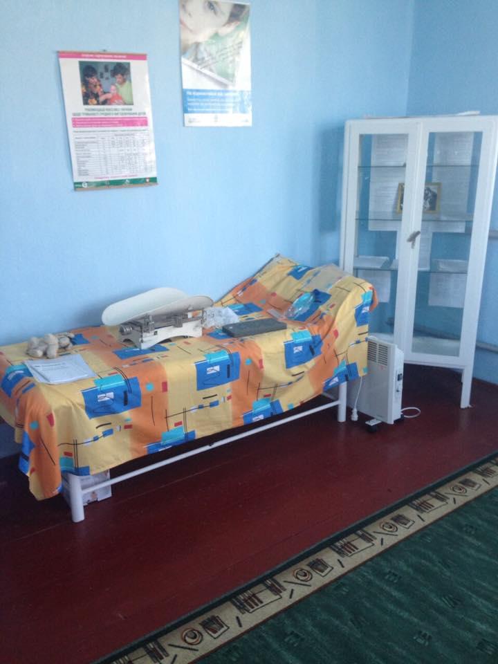 У селах Коломийської ОТГ активно впроваджують медреформу. ФОТО
