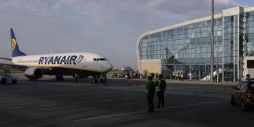 Цього тижня з львівського аеропорту відкриють п'ять рейсів до Європи. ФОТО