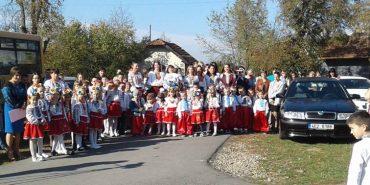 На Коломийщині відкрили дитячий садок. ФОТО