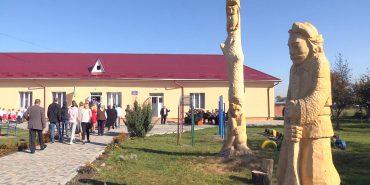 На Коломийщині відкрили дитячий садочок. ВІДЕО