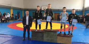 Юні борці з Коломиї привезли нагороди з всеукраїнського турніру. ФОТО