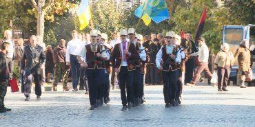 В Коломиї пройшов конкурс стройової пісні.  ВІДЕО