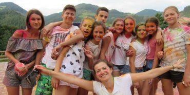 Коломийських школярів запрошують в осінній християнський табір. ФОТО