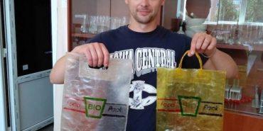 Пакети, які можна їсти: стартап українців переміг на конкурсі в Данії