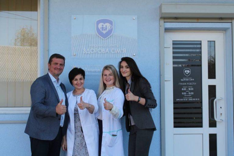 """Медичний центр """"Здорова Сім'я"""" відкрили у Коломиї. ФОТО"""