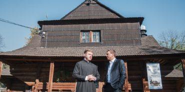 Відео. Церкву Благовіщення у Коломиї плануємо реконструювати, щоб потрапити в ЮНЕСКО, – Іванчук