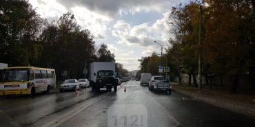 Школяр, якого на Франківщині збила вантажівка, досі без свідомості