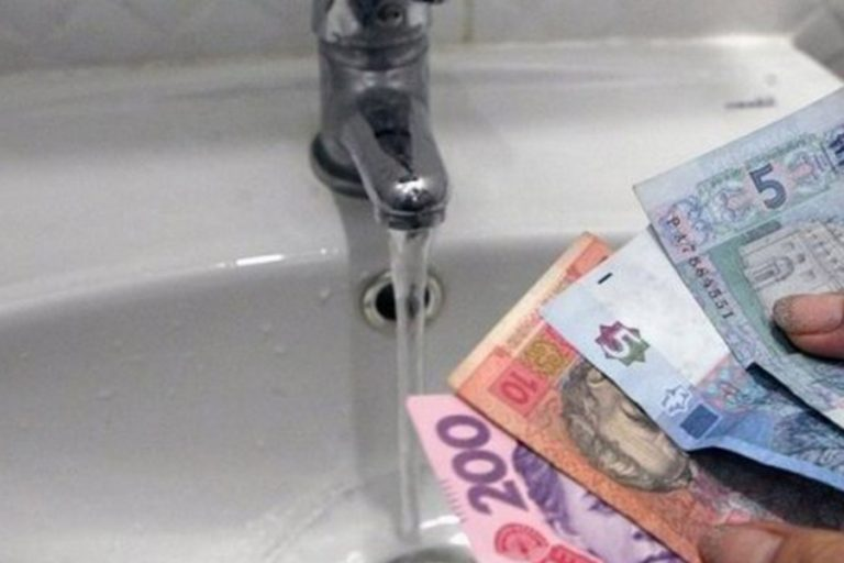 У Коломиї зростуть тарифи на воду