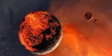 Цього тижня українці побачать Марс та яскравий метеоритний дощ