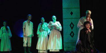 Коломийський драмтеатр запрошує на казку та драматичну легенду. АНОНС