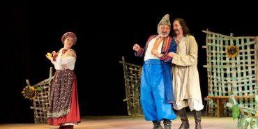 Коломийський драмтеатр запрошує на мюзикл, казку та комедію. АНОНС