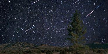 В листопаді прикарпатці двічі зможуть побачити метеоритний дощ