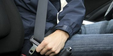 На Франківщині тільки 27% водіїв їздять з застебнутим паском безпеки. ДОСЛІДЖЕННЯ