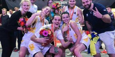 Прикарпатки здобули срібні нагороди на Всесвітній лізі з баскетболу